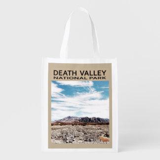 Parque nacional de Vale da Morte Sacola Ecológica Para Supermercado