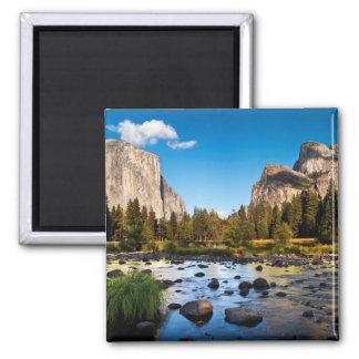 Parque nacional de Yosemite, Califórnia Imã