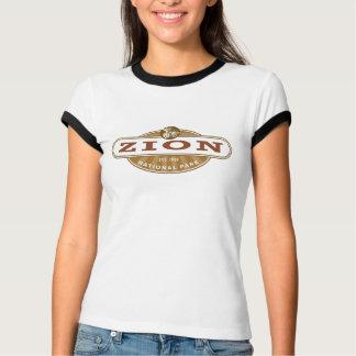 Parque nacional de Zion T-shirt