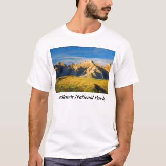 Parque nacional do ermo camiseta
