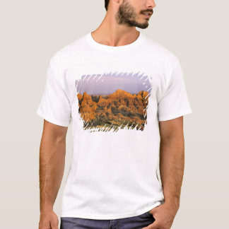 Parque nacional do ermo em South Dakota Camiseta