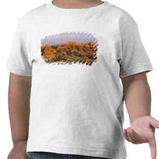 Parque nacional do ermo em South Dakota T-shirts