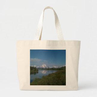 Parque nacional grande de Teton Bolsas Para Compras