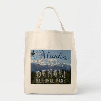 Parque nacional o Monte McKinley de Alaska Denali Bolsas De Lona
