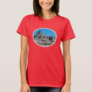 Parque nacional South Dakota do ermo Camiseta