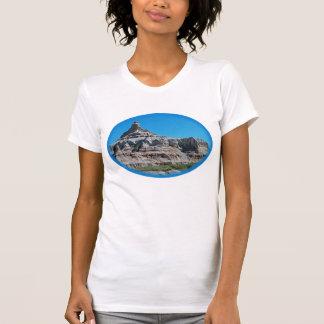 Parque nacional South Dakota do ermo T-shirt