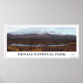 Parques nacionais pôster