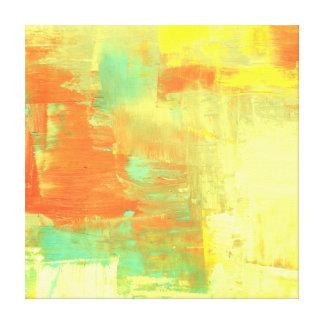 Parte abstrata da arte da pintura