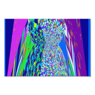 Parte DE PEDRA dos PRESENTES dos gráficos das Impressão De Foto