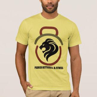 parte dianteira do Logotipo-nome Camiseta