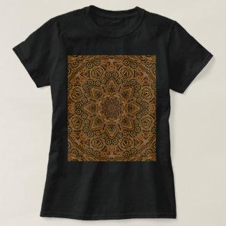 Parte dianteira do t-shirt de Steampunk Camiseta