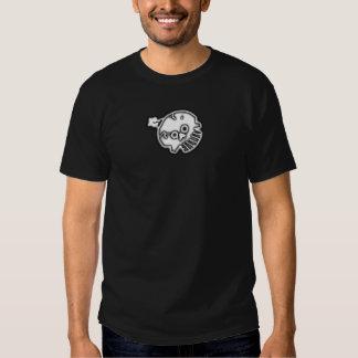 """Parte dianteira pequena de """"versão da bomba camisetas"""
