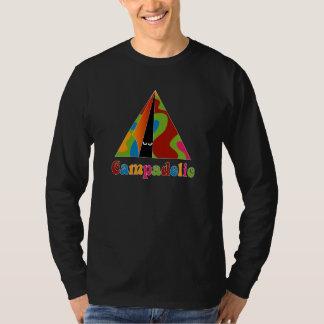 Parte superior de Campadelic Camiseta