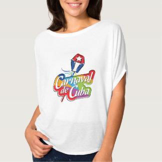 Parte superior de Carnaval de Cuba Camiseta