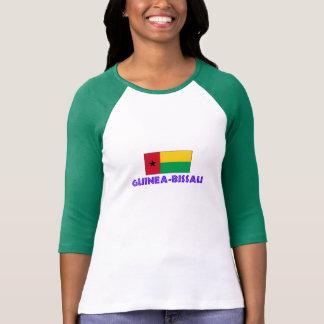 Parte superior de Guiné-Bissau T-shirts