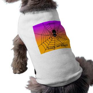 Parte superior de tanque do cachorrinho do Dia das Camisa Sem Mangas Para Cachorro