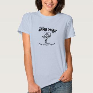 Parte superior do logotipo do congresso do vaqueir camisetas