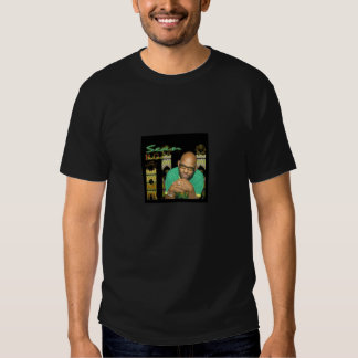 Parte traseira do BlackBeenGood dos homens de T-shirts