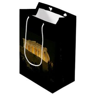 Partenon 2 sacola para presentes média