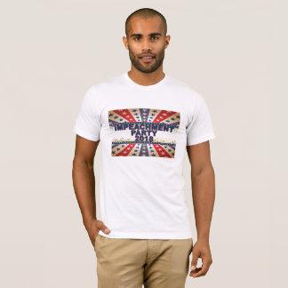 Partido da destituição dos homens camisa de 2018 T