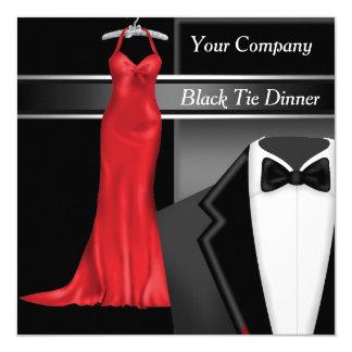 Partido de comensal incorporado do traje de convite quadrado 13.35 x 13.35cm