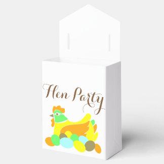 Partido de galinha caixinha de lembrancinhas para festas