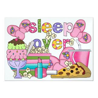 Partido de pijama/sono sobre - SRF Convites Personalizados