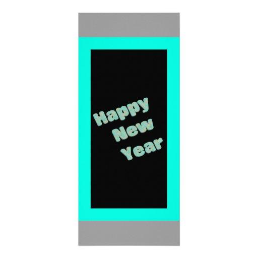 Partido do feliz ano novo convites