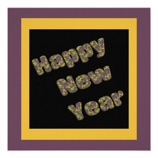 Partido do feliz ano novo convite personalizados