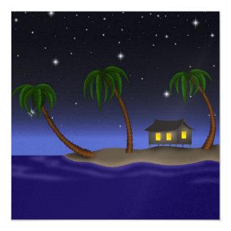 PARTIDO do paraíso/Luau - SRF Convite