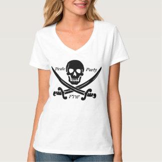 Partido do pirata - FTW T-shirt