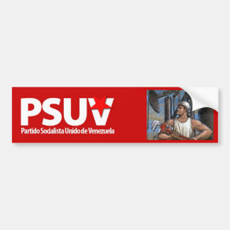 Partido socialista venezuelano Hugo Chavez Adesivo Para Carro