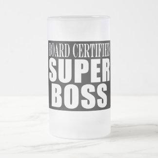 Partidos de escritório dos chefes: Chefe super cer Caneca