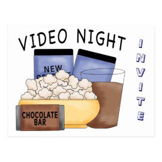 Partidos video da noite do cartão