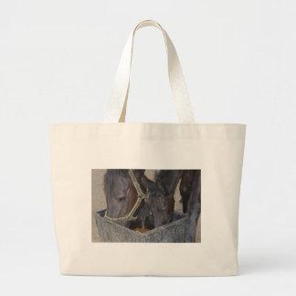 Partilha dos cavalos bolsas para compras