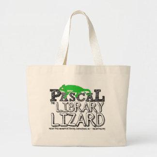 Pascal o bolsa do lagarto da biblioteca