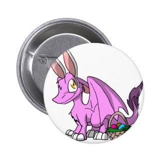 Páscoa Bubblegum/dragão peludo cor-de-rosa do SD Boton