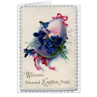 Páscoa Cartão Comemorativo