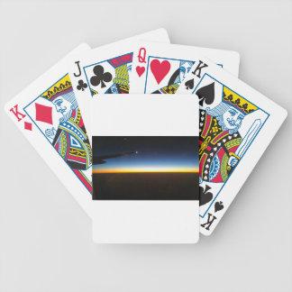 Passageiro frequente horizontal baralho para pôquer