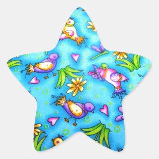 passarinhos de COM do imagem Adesito Estrela
