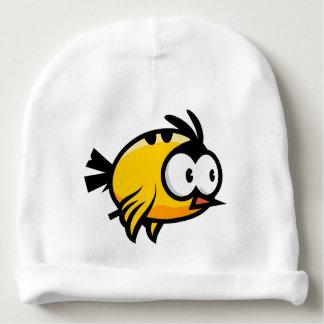 Pássaro amarelo - chapéu da criança gorro para bebê