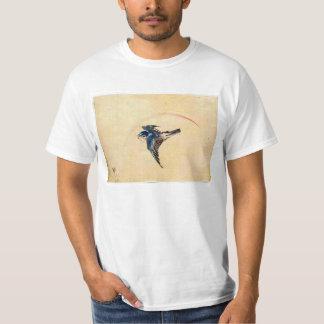Pássaro asiático camiseta