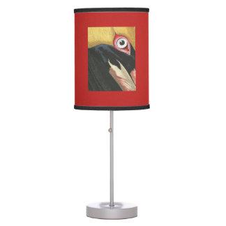 Pássaro de estado da lâmpada do pelicano de