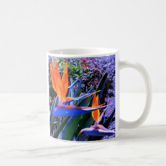 Pássaro de paraíso Havaí Caneca De Café