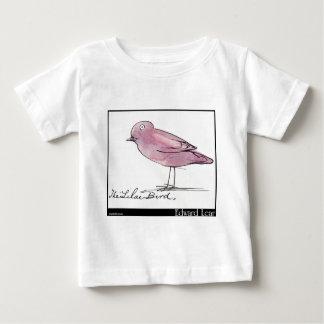 Pássaro do Lilac de Edward Lear Camisetas