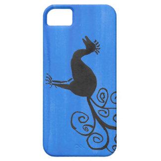 Pássaro fantástico capa para iPhone 5