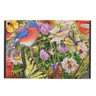 Pássaros, caixa do ar do iPad das borboletas Capa Para iPad Air