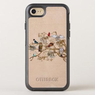 PÁSSAROS DA MESMA PENA CAPA PARA iPhone 7 OtterBox SYMMETRY