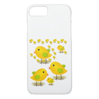 Pássaros das capas de iphone