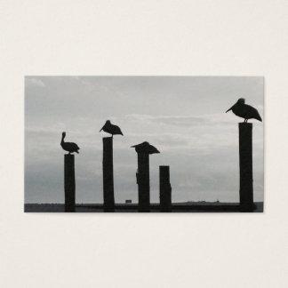Pássaros de estado de Louisiana Cartão De Visitas